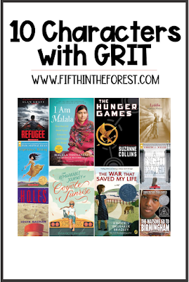 Pin image for 10 Fictional Characters with GRIT and Determination