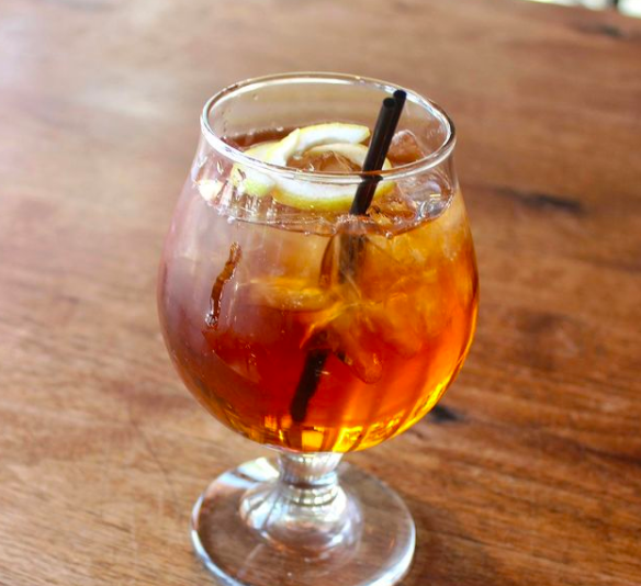 Afternoon Tea Cocktail at Spiga