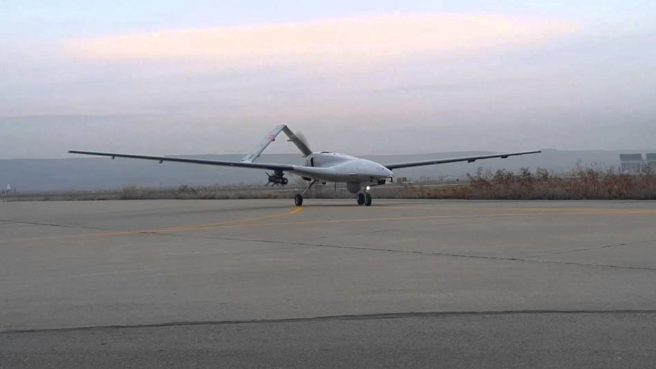 Drone Turki Sukses Luncurkan Amunisi dengan Hulu Ledak