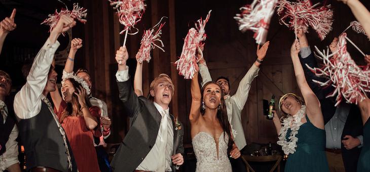 Stunning Wedding Day at The Weinberg