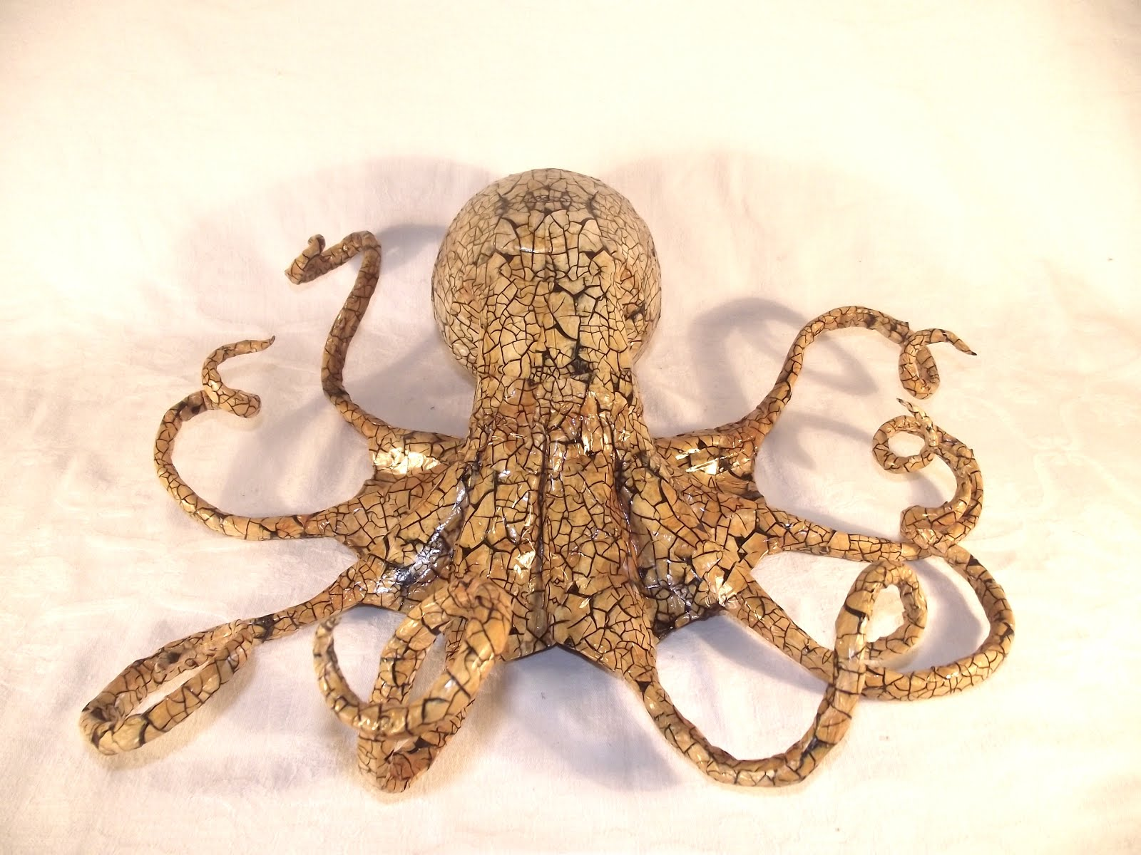 Octopus by Kuriology
