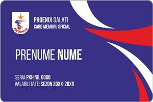 Devino membru oficial Phoenix