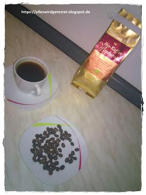 Kaffeerösterei Modest Bio-Kaffee Honduras