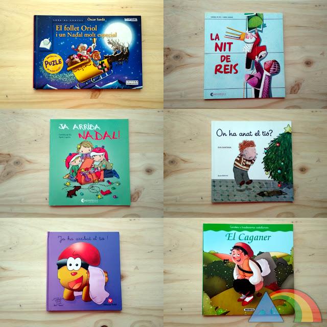 Seis cuentos de Navidad para niños