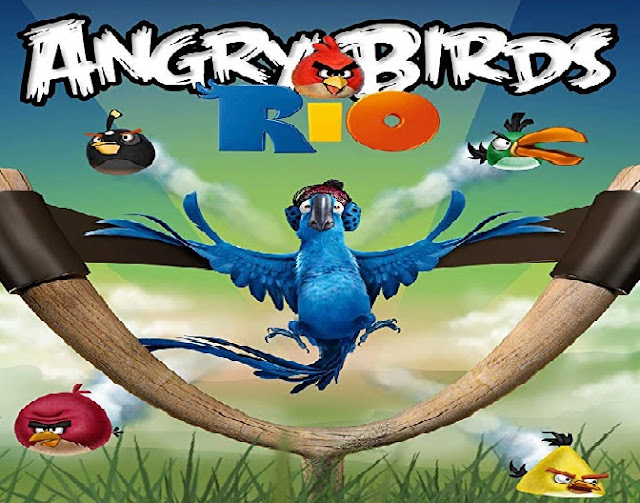 Angry Birds Rio: Rovio Entetainment