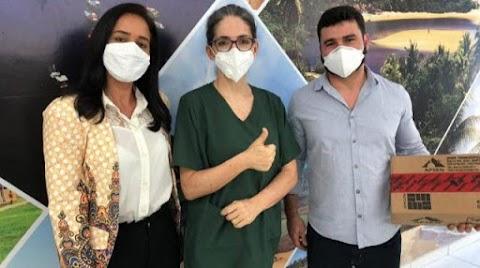 Após comprovar ineficácia e risco a saúde, o que Itapetinga fez com a hidroxicloroquina que recebeu?