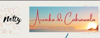 Blog Arunika di Cakrawala