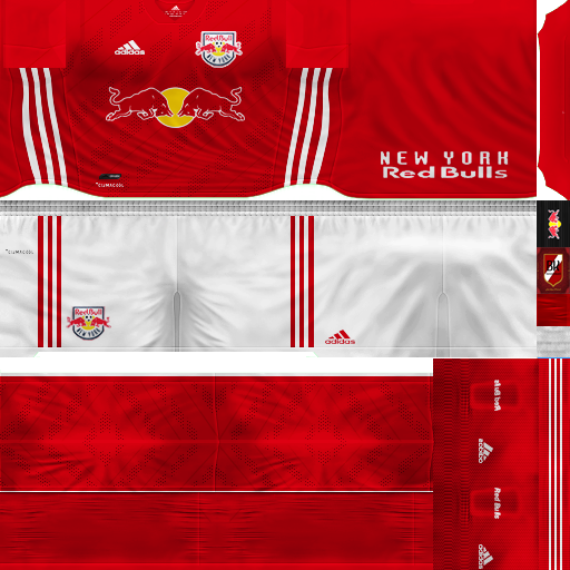 competitive price a00ad f8458 PES 6 Kits New York Red Bulls Season 2018/2019 by Brayan ...