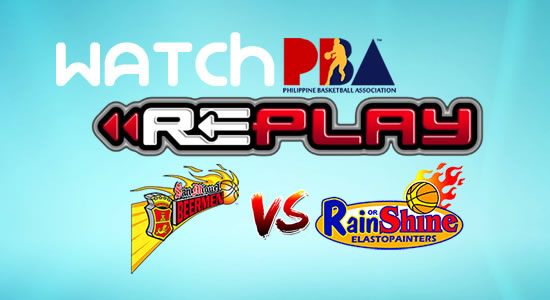Video List: SMB vs ROS game replay February 28, 2018 PBA Philippine Cup