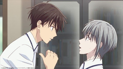 La segunda temporada de Fruits Basket