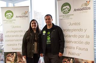 Armadillos de Chile y Foundation for International Aid to Animals (FIAA) firmaron acuerdo de cooperación mutua