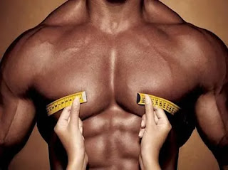 Take 5 minutes every day to get a broad chest, this easy exercise, then see its maximum