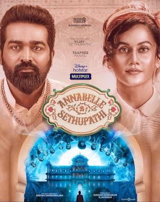 Annabelle Sethupathi (2021) Hindi 720p HDRip ESub x265 HEVC 690Mb