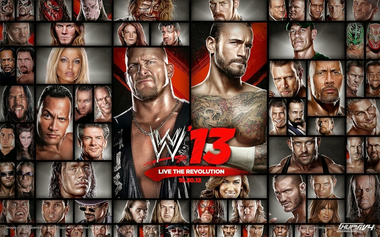 Wwe 13 Game For Pc Softonic