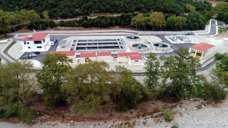 Στη σύνδεση του βιολογικού καθαρισμού των παραλίων του Δήμου Αγιάς με το δίκτυο ύδρευσης προχωρά η Περιφέρεια Θεσσαλίας