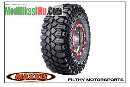 maxxis creepy crawler Tyre - Daftar Harga Ban Mobil Maxxis Untuk Harian dan OffRoad Racing Terbaru