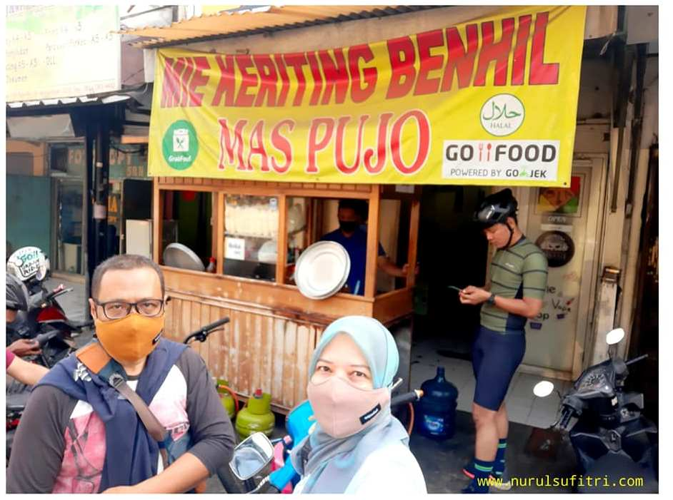 Ternyata Enak Banget Sarapan Mie Keriting Mas Pujo Nurul Sufitri Travel Lifestyle Blog