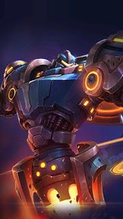Uranus Mech Protector Heroes Tank of Skins V1