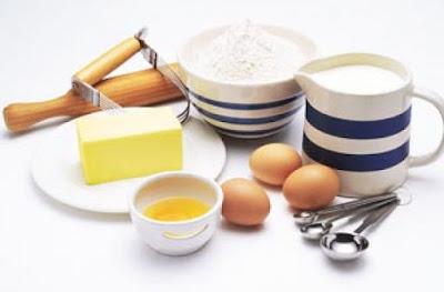 Sukatan bahan masakan dalam cawan