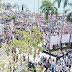 Abarrotan la Costera de Acapulco en domingo de Pascua y en torno a Félix