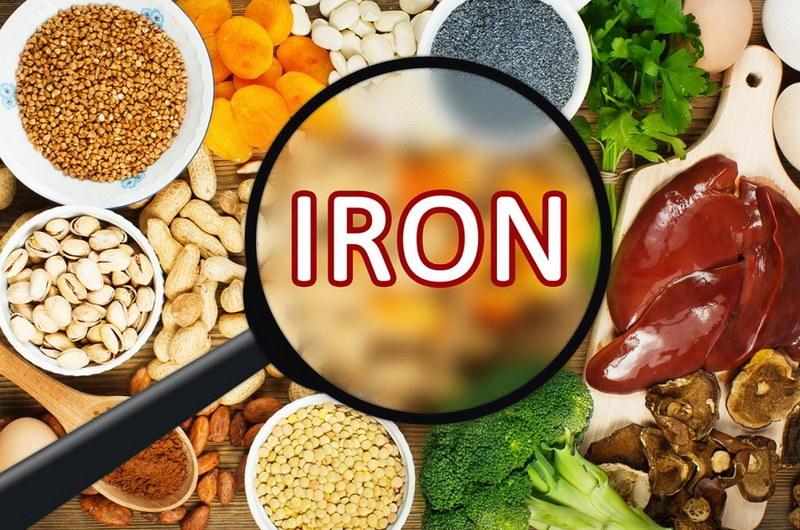 Έλλειψη σιδήρου: Ποια είναι τα συμπτώματα και πώς να την καταπολεμήσετε