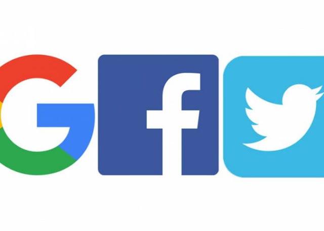رؤساء فيسبوك وتويتر وجوجل سيشهدون أمام مجلس الشيوخ