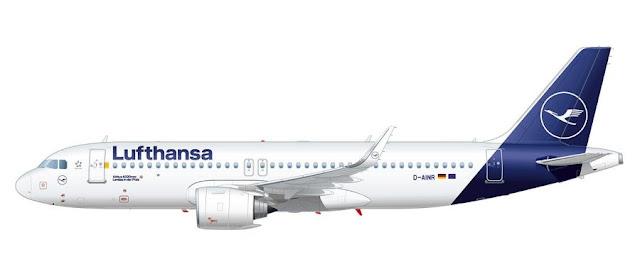 Avion%2BLufthansa - Lufthansa  ofrecerá Vuelo Regular  directo Semanal  de Munich a Fuerteventura en Invierno 2020