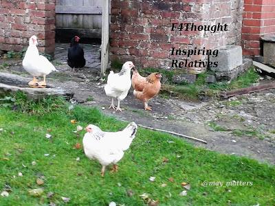 inspiring relatives