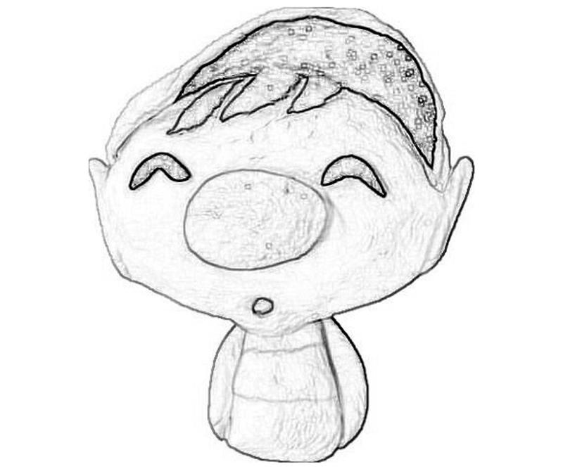 pikmin bulborb coloring pages - photo#41