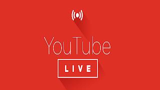 cara siaran langsung di youtube