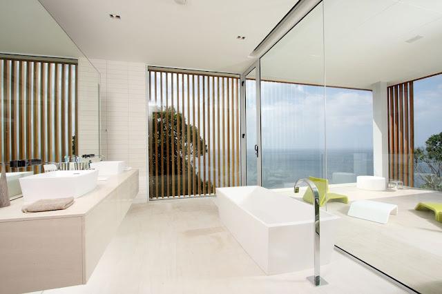 Wallpaper Design For Bathroom