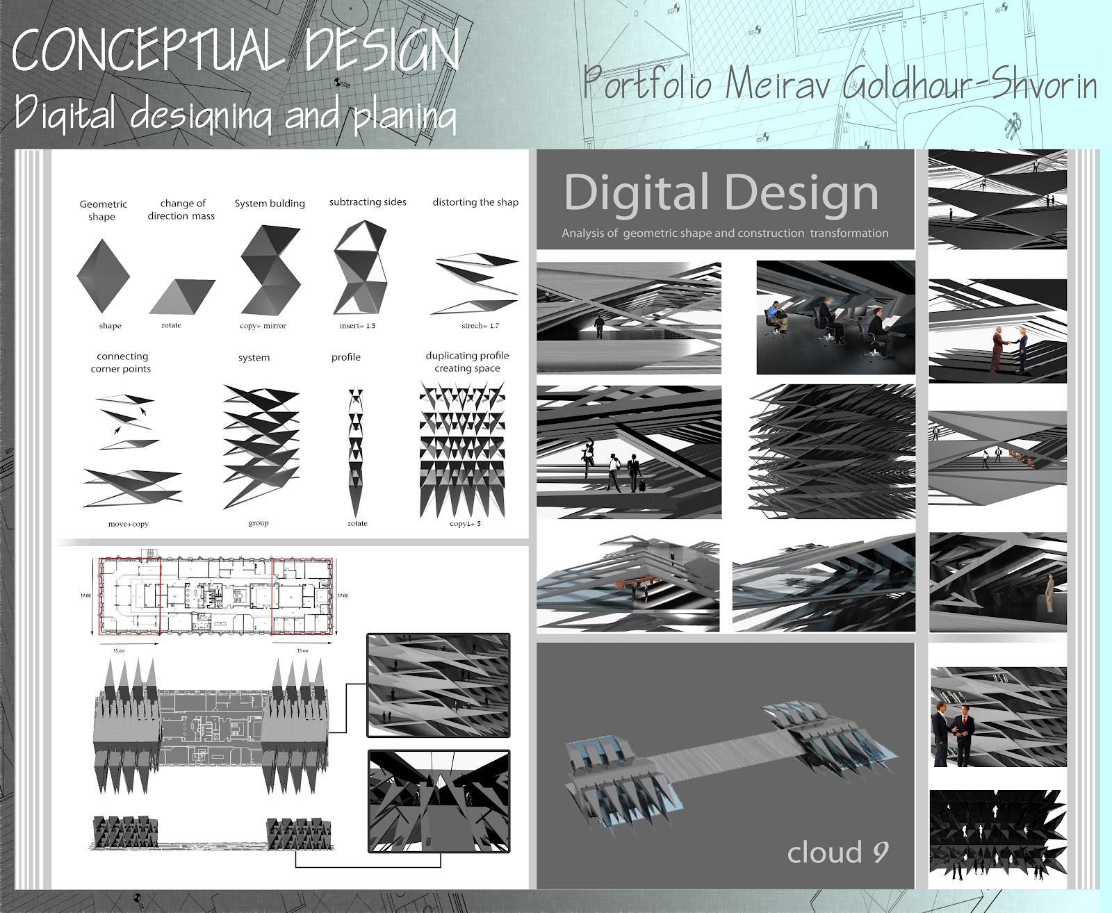 conceptual design digital