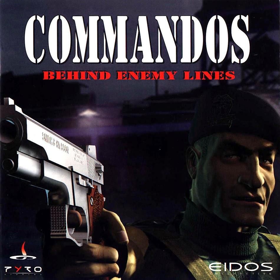 CVG: Commandos Behind Enemy Lines - PC Full Version Game ...