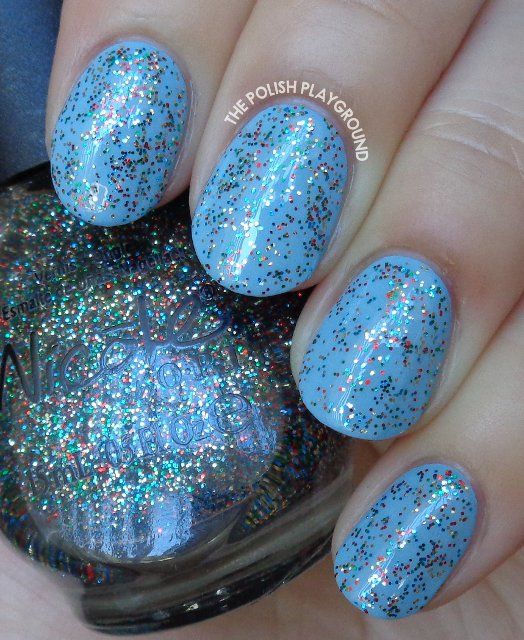 Nicole by OPI Bring On The Tinsel