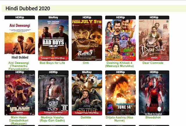 New Links Of TamilMv Movies Download