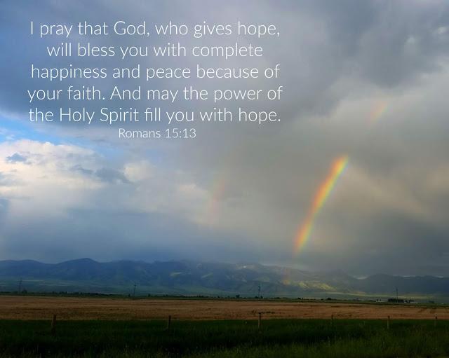 Devotional on Hope
