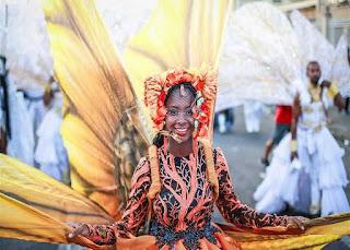 Văn hoá đầy màu sắc tại Caribbean