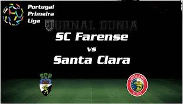 Prediksi SC Farense vs Santa Clara, Kamis 04 Februari 2021 Pukul 22.00 WIB