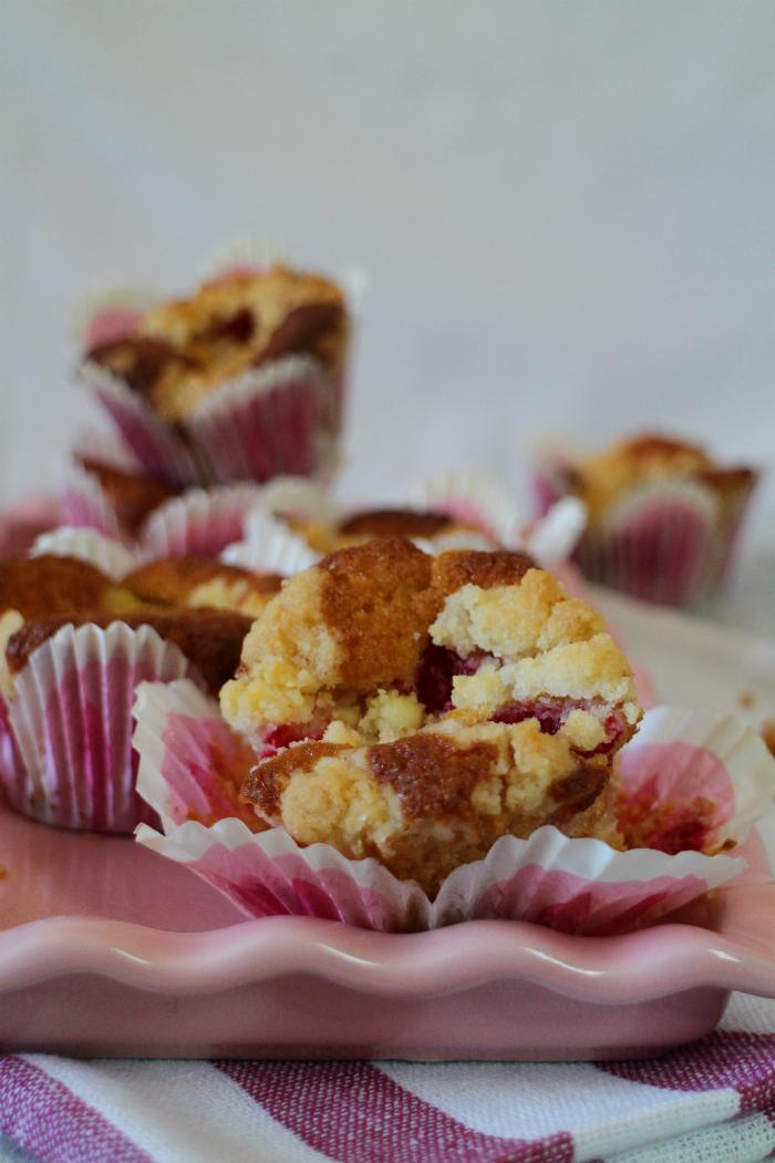 muffins-frambuesas, muffins-yogur, streusel