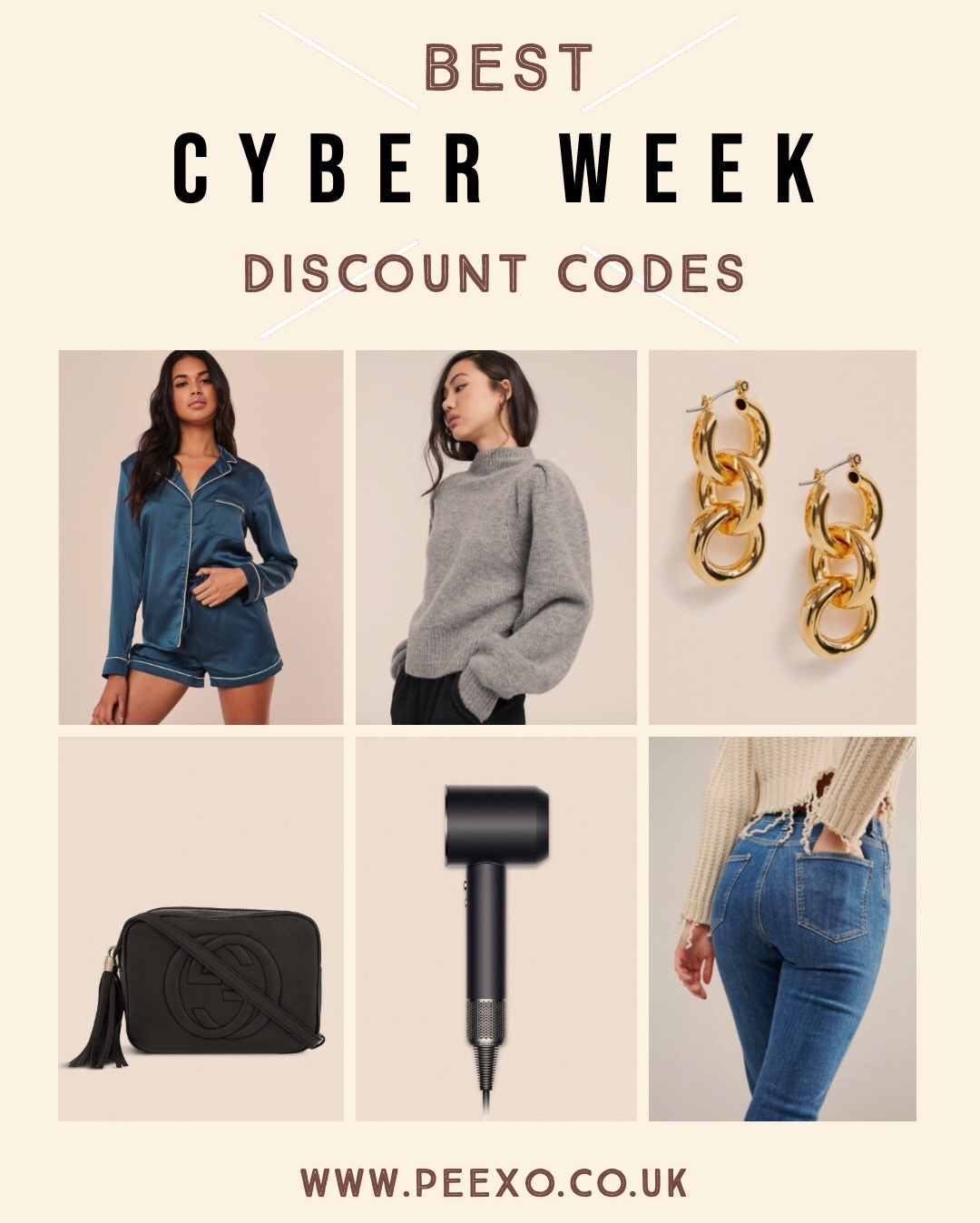 2019 cyber week discount codes