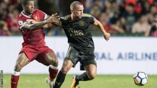 Chelsea ta sayi Danny Drinkwater daga Leicester City