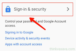 Gmail password kaise badle