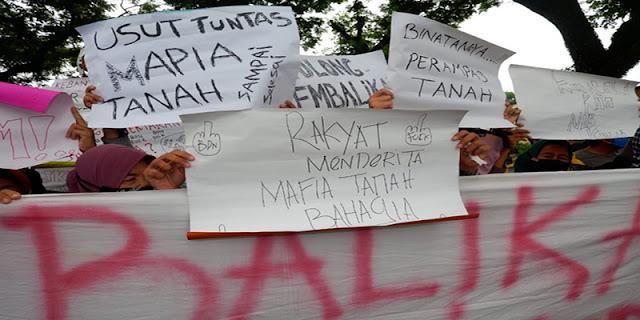 Mafia Tanah di Pantura Tangerang Tak Tersentuh, Apa Kabar Reformasi Agraria Presiden Jokowi?
