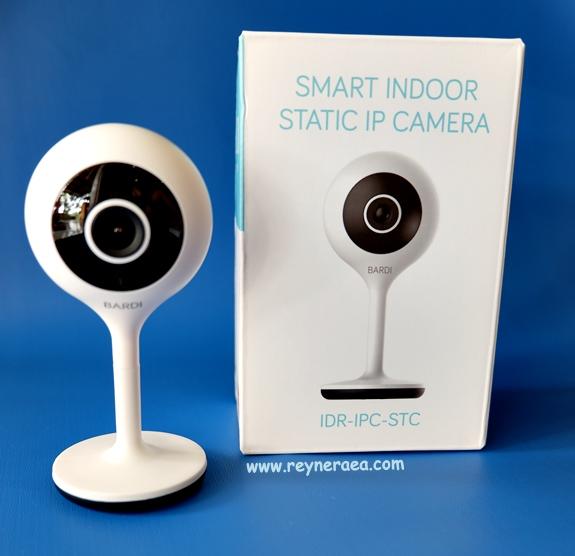 pengalaman menggunakan Bardi Smart Indoor Static IP Camera