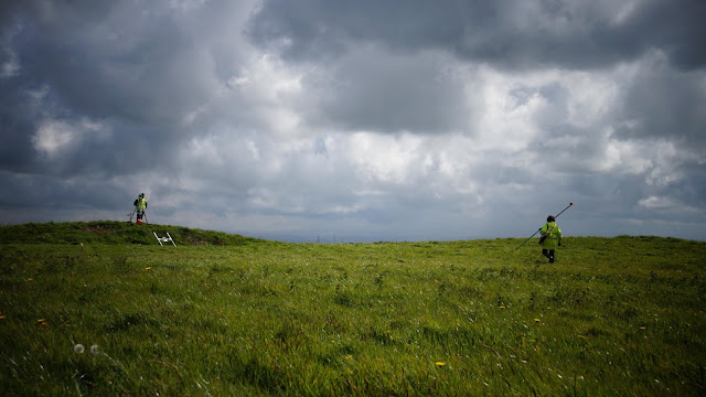 Archaeologists discover Cornish barrow site
