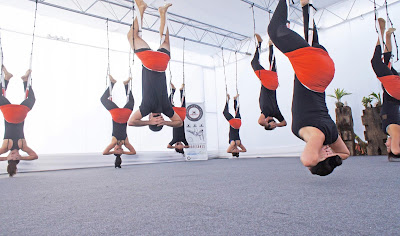 formation yoga aerien