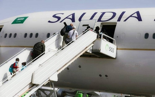 Saudi Arabia Is Ready To Operate International Flights By May 17