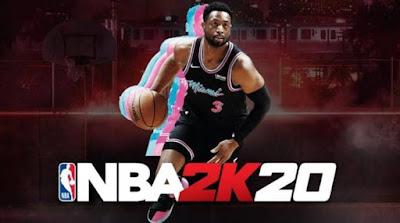 تحميل لعبة كرة السلة 2020 للكمبيوتر