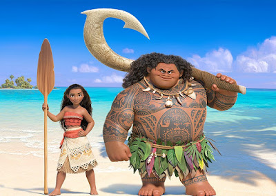 Moana: Go See It. Now.