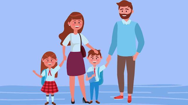 keluarga, family